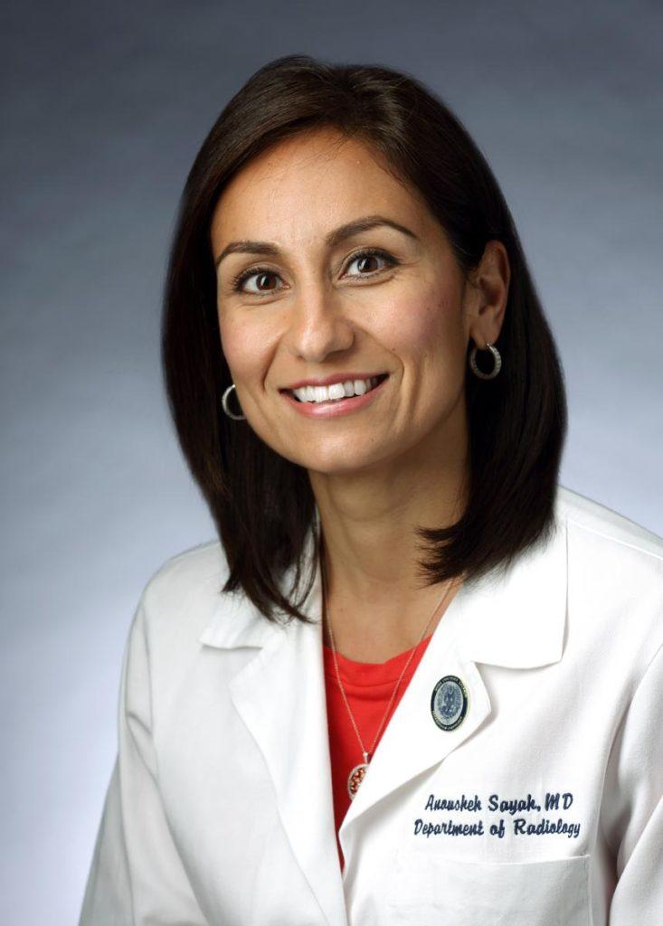 Anousheh Sayah, MD